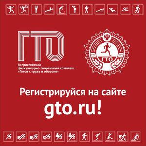 логотип ВФСК ГТО мини